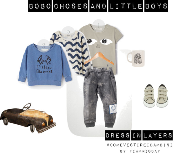 how to dress kids
