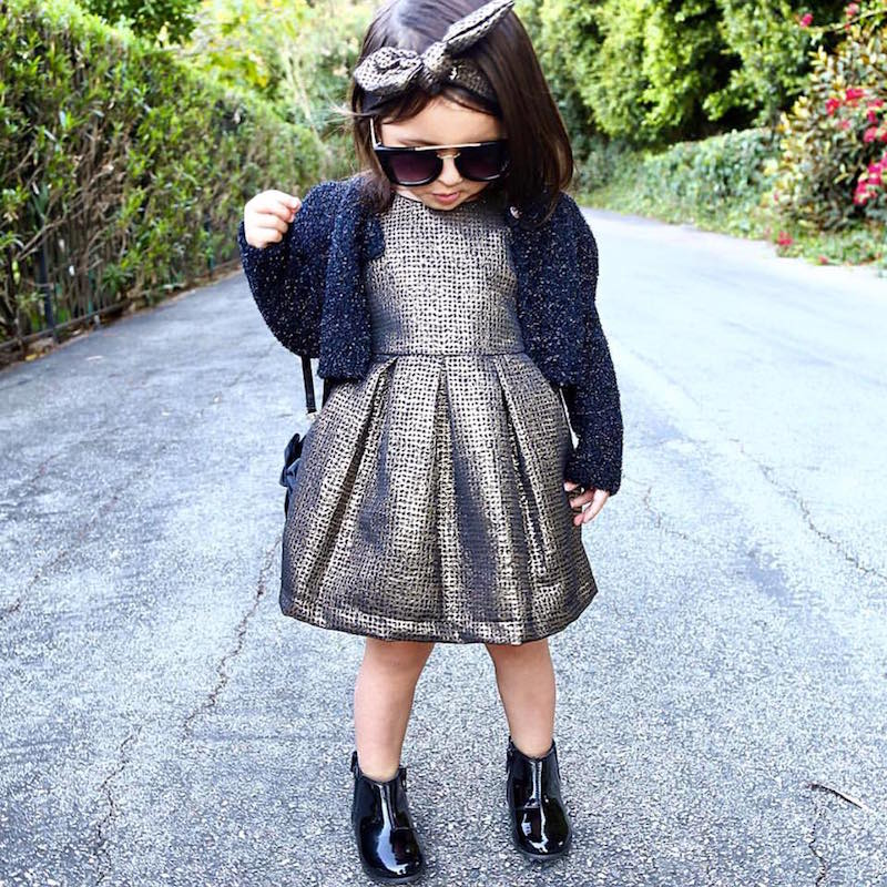 kardashian kids fashion