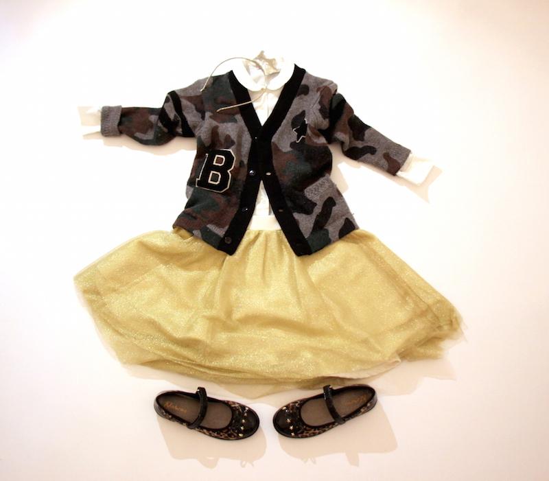 kids outfit for Christmas
