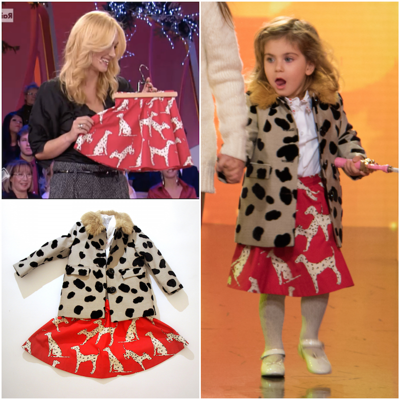 mini look vivetta kids