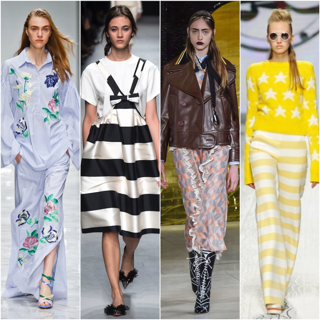 trends on spring 2016