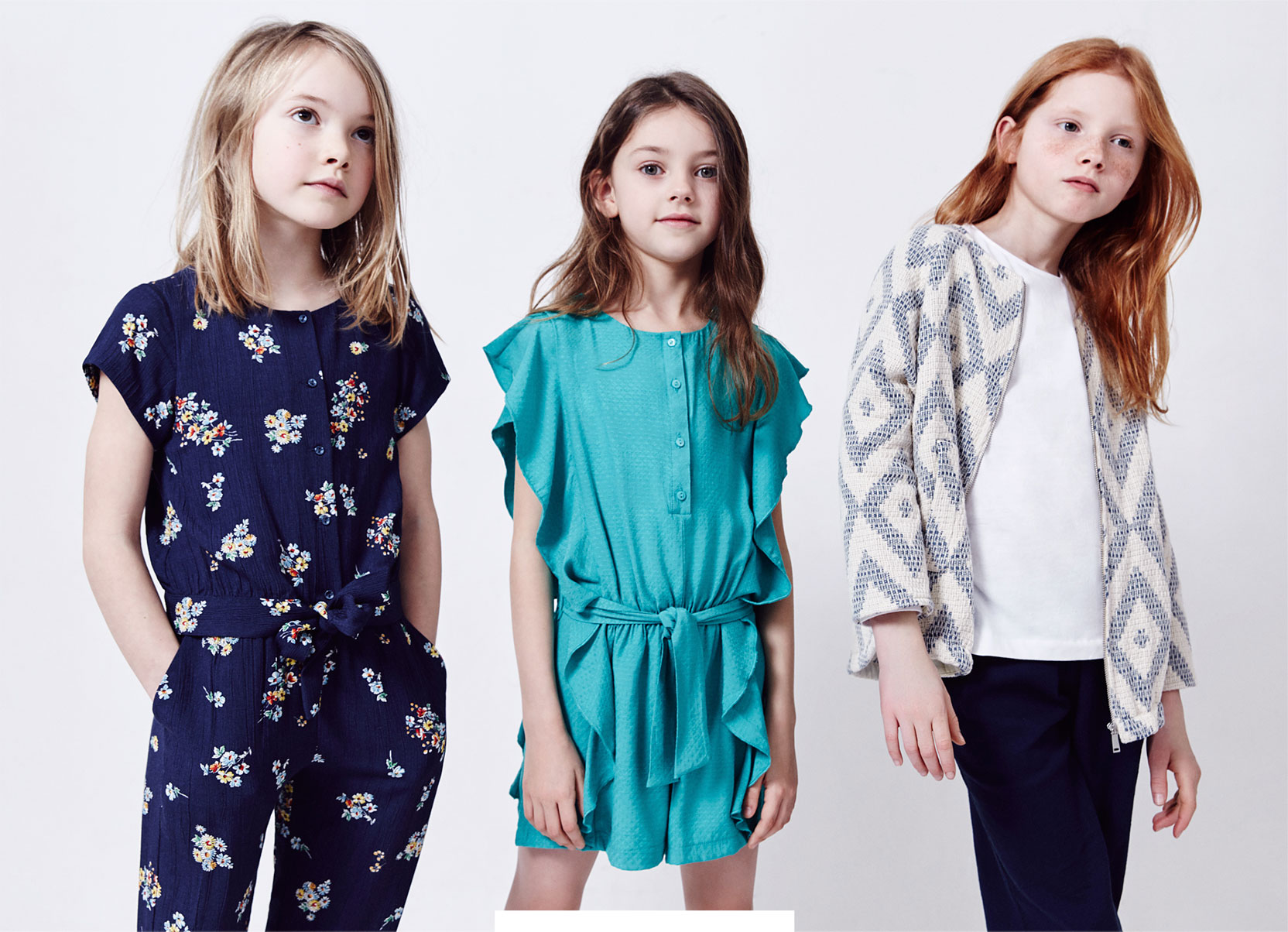 Zara girl and a trendy fashion look for children - Zara kids online espana ...