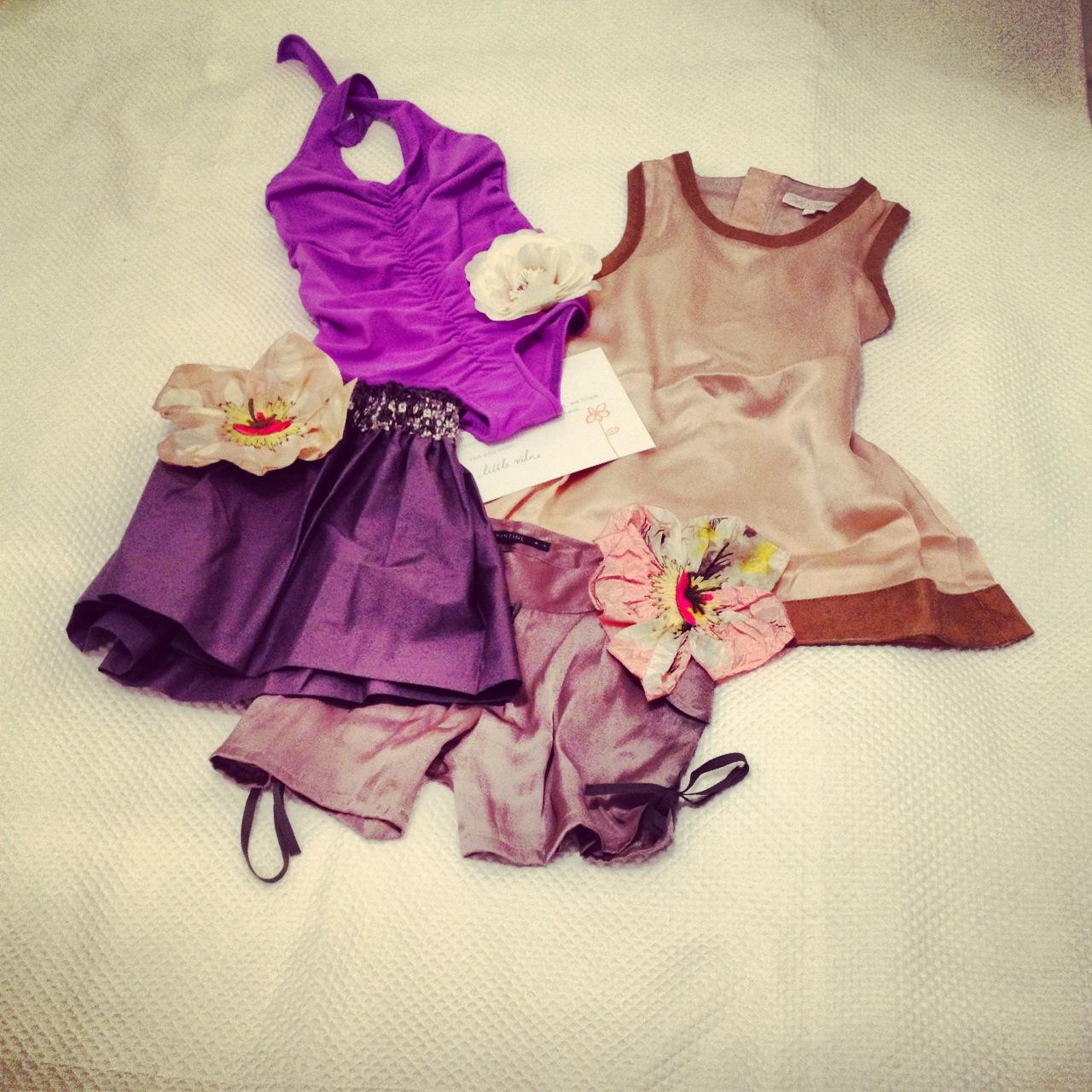 clothes by little vida NY