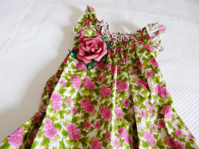 oibò dress for kids