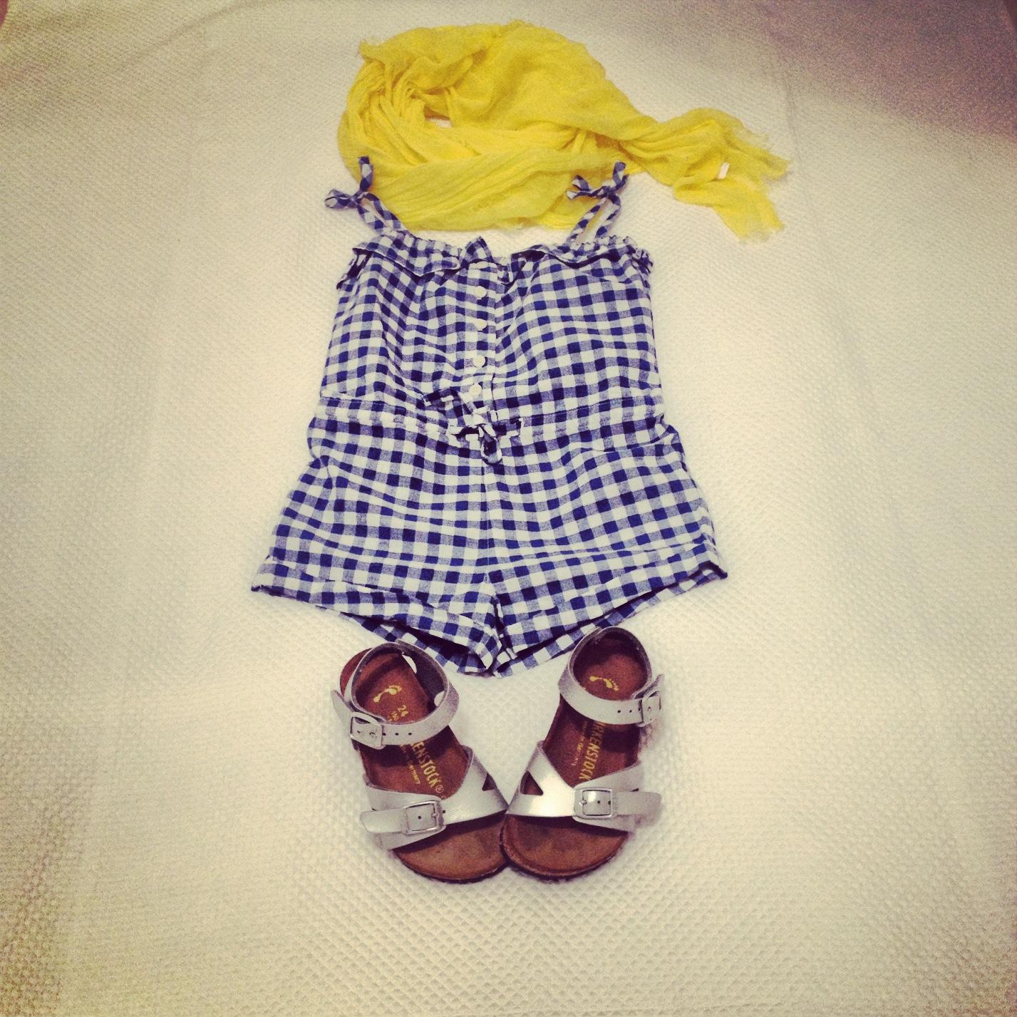 outfit per il mare bambini
