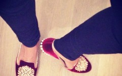 miu miu slipper