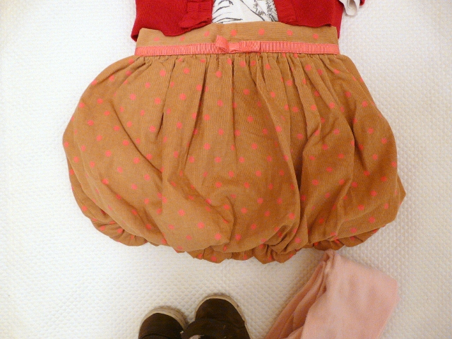 baby gap balloon skirt