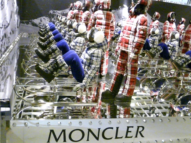 MONCLER AND PITTI BIMBO 2013