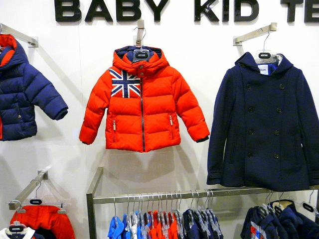 moschino kids at pitti bimbo 2013