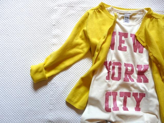 ZARA KIDS 2013 FLOWERS and yellow maglietta di zara