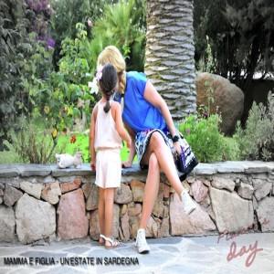 OUTFIT MAMMA E FIGLIA UN'ESTATE IN SARDEGNA 7-1