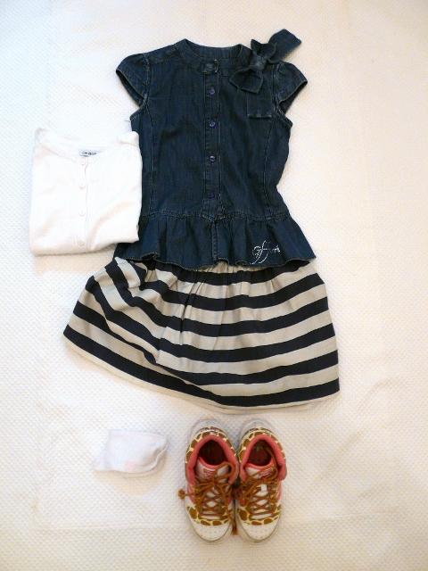 come vestire i bambini