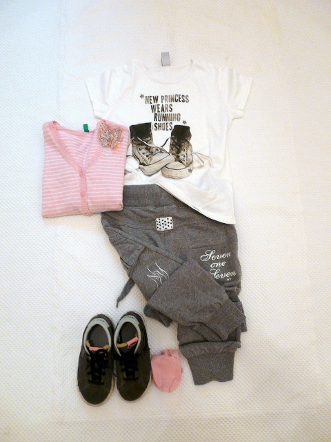 SEVEN ONE SEVEN outfit