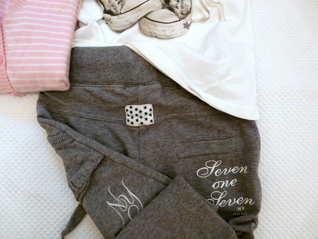 SEVEN ONE SEVEN pants for kids