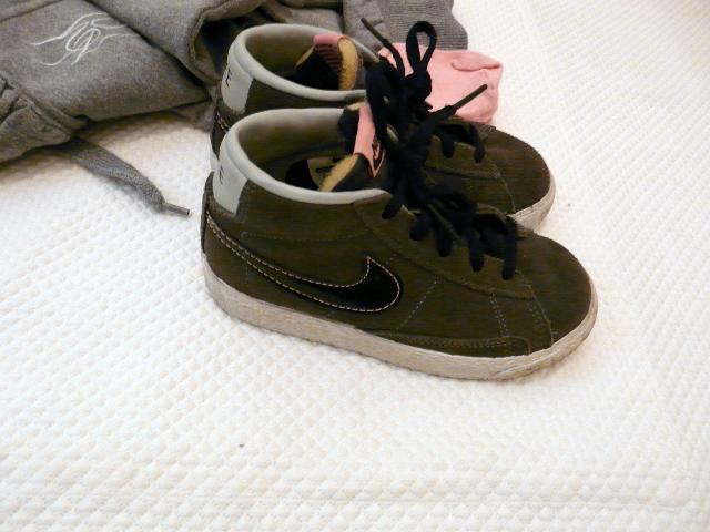 SEVEN ONE SEVEN e scarpe nike per bambini