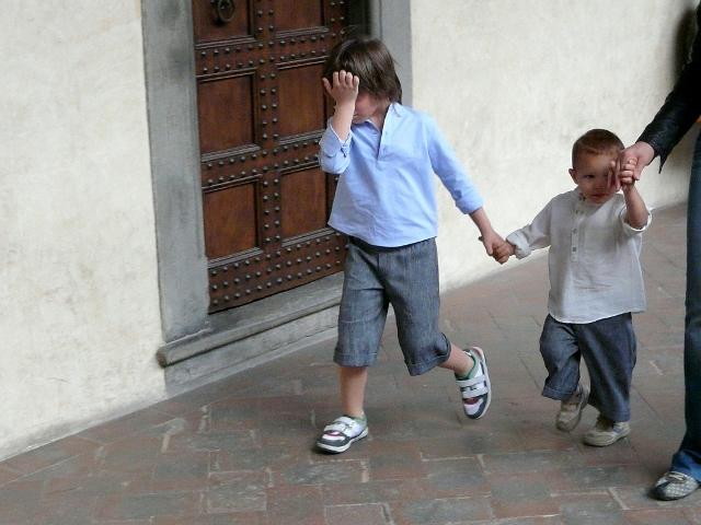SFILATA CAFFELATTEACOLAZIONE fashion for kids