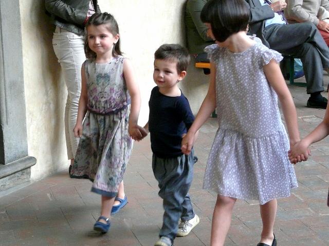 SFILATA CAFFELATTEACOLAZIONE kids in fashion