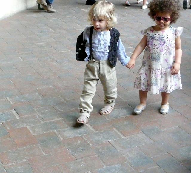 SFILATA CAFFELATTEACOLAZIONE fashion blog for kids