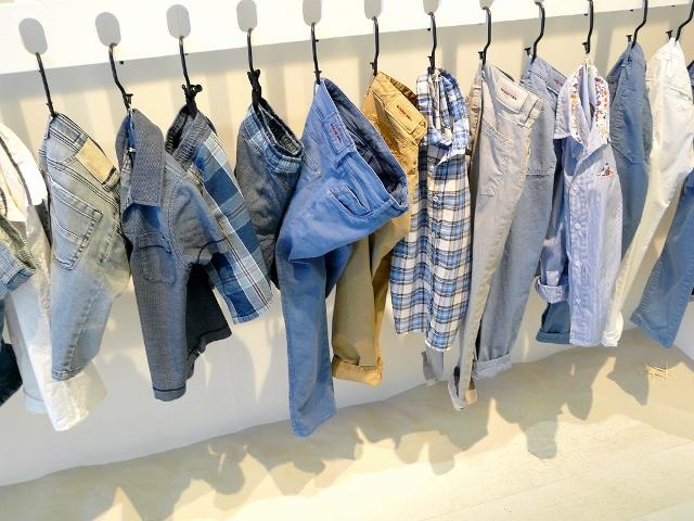 PITTI BIMBO 77 moda maschio
