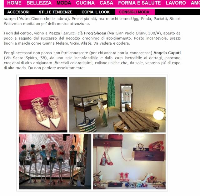 SHOPPING A FIRENZE I MIEI CONSIGLI SU Donna-in.com