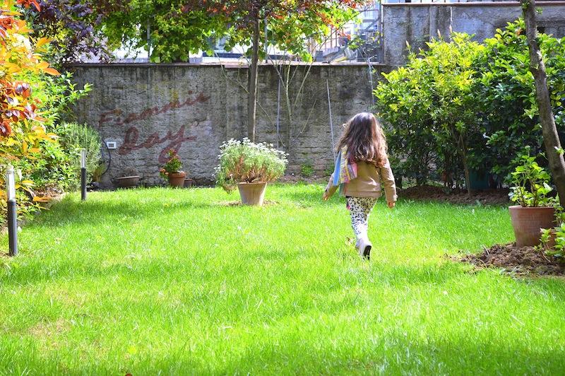 outfit bambini per la primavera