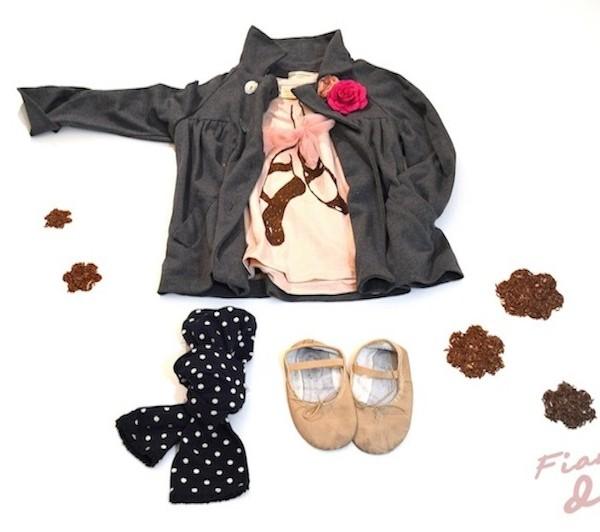 outfit per la pioggia bambini