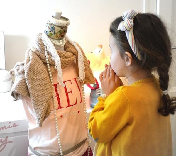fashion stylist blog for kids