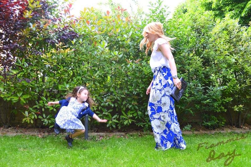 outfit battesimo mamma e figlia