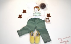 ZARA KIDS and YELLOW outfit