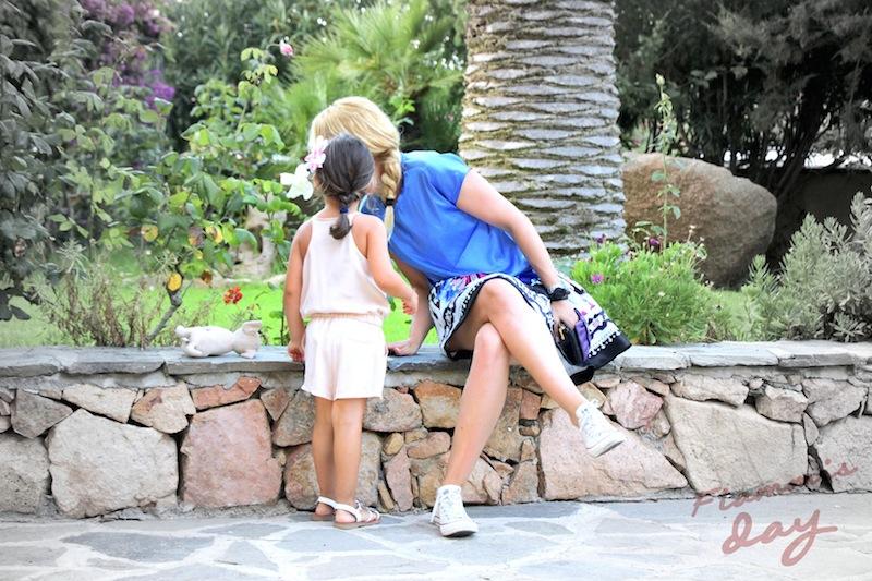 outfit mamma e figlia sardegna
