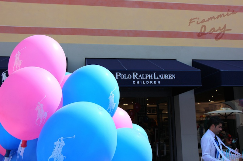 BARBERINO OUTLET and POLO RALPH LAUREN CHILDREN