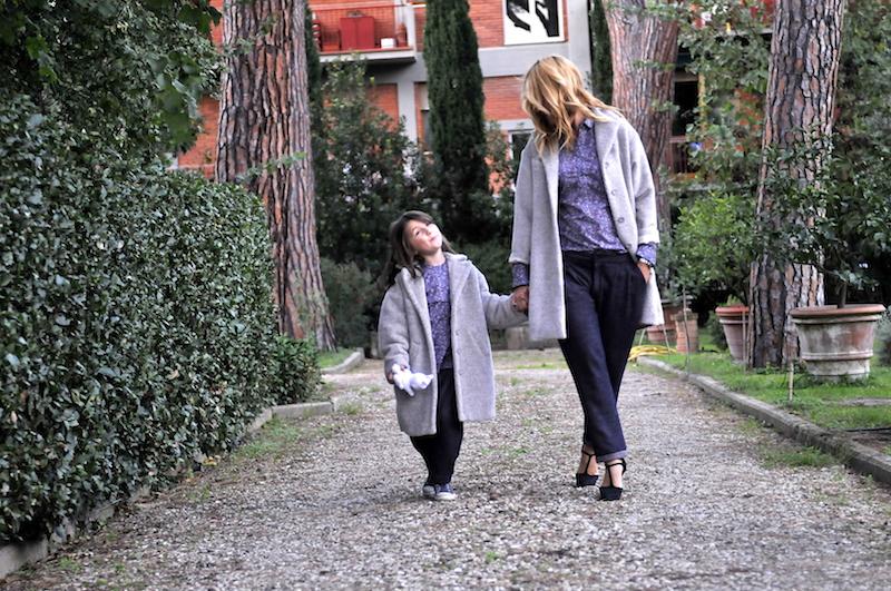 STESSO LOOK MAMMA E FIGLIA