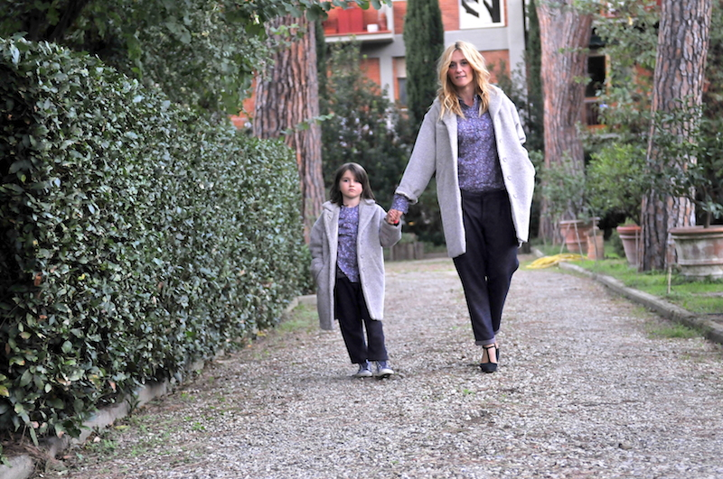 STESSO LOOK per MAMMA E FIGLIA