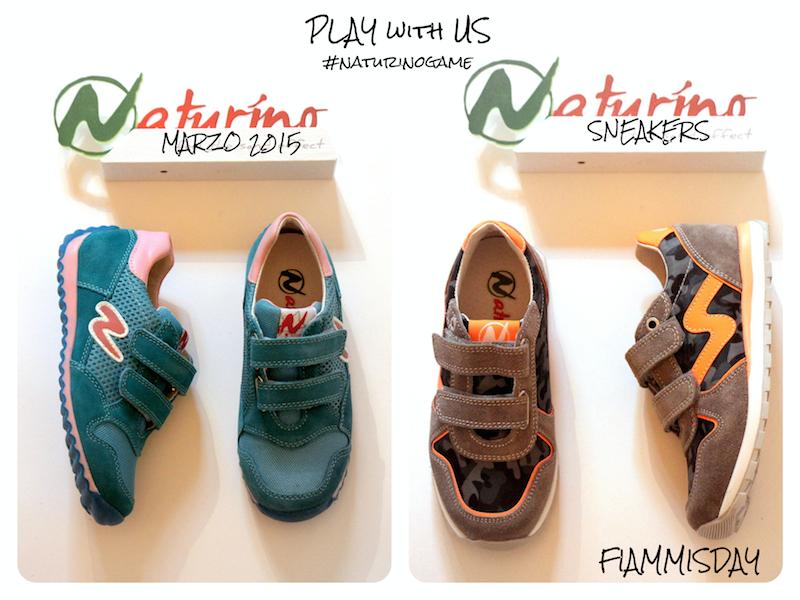 Naturino Shoes ed una nuova stagione da trascorrere insieme. Un nuovo