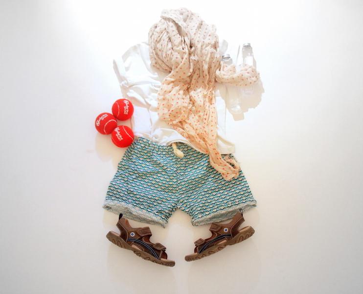 sandali naturino e la moda bambino