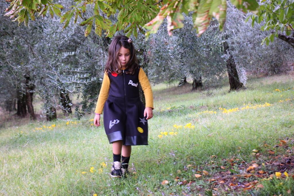 punk e moda bambini