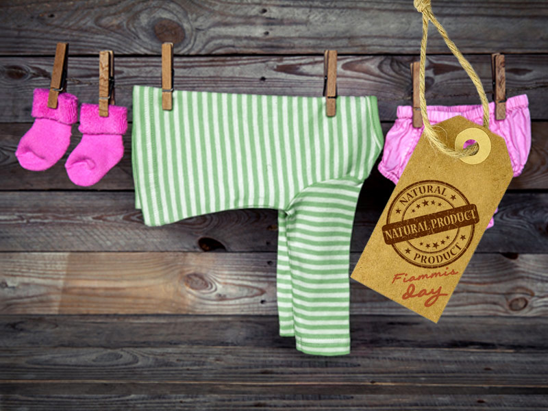 la moda sostenibile per bambini