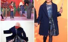 come vestire i bambini d'inverno