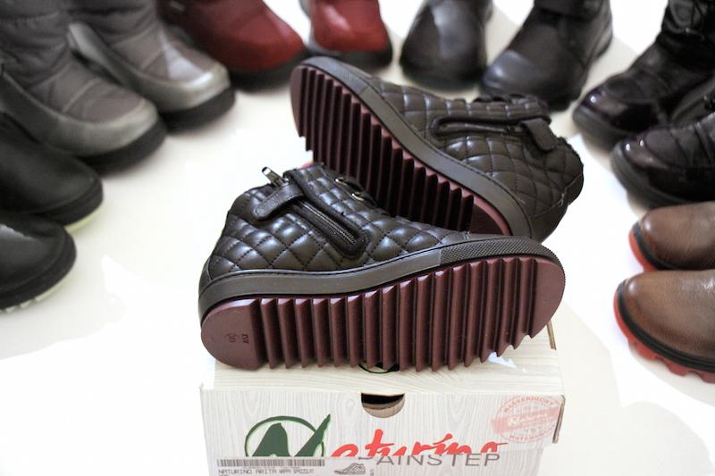 scarpe da montagna bambini