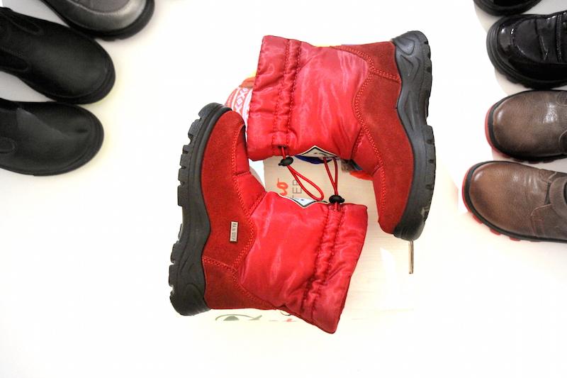 scarpe da montagna per bambini