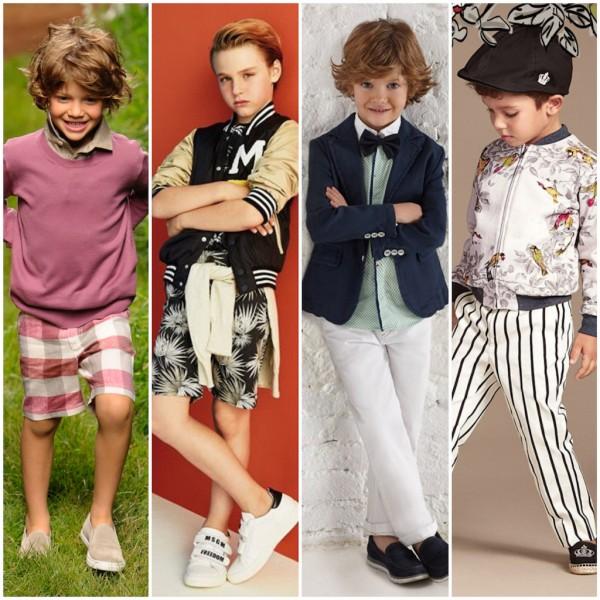 trends bambini primavera