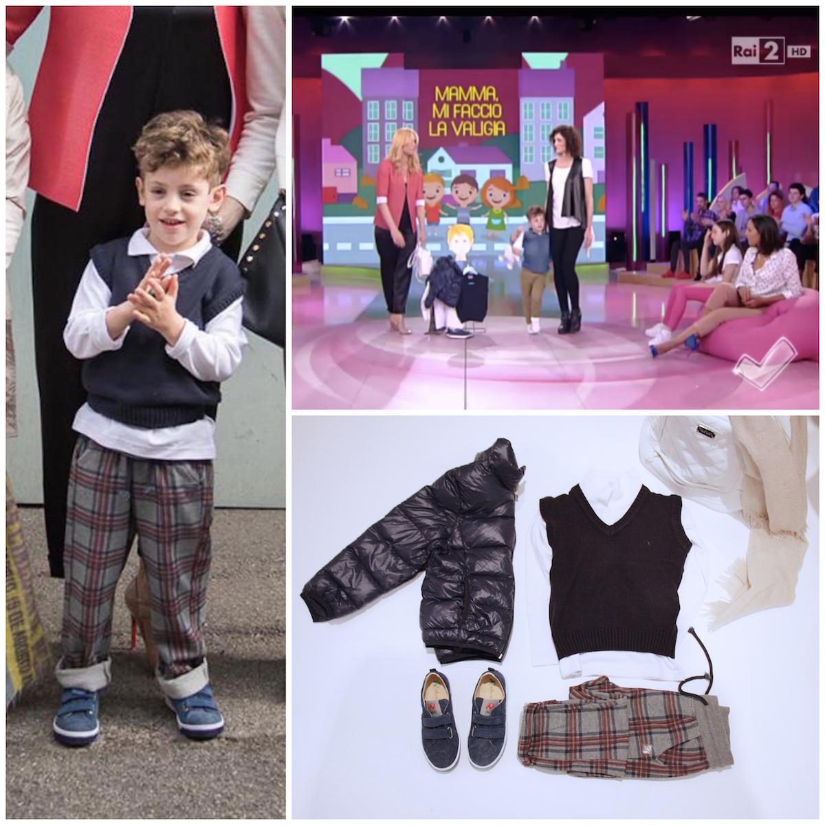 come vestire i bambini per viaggiare