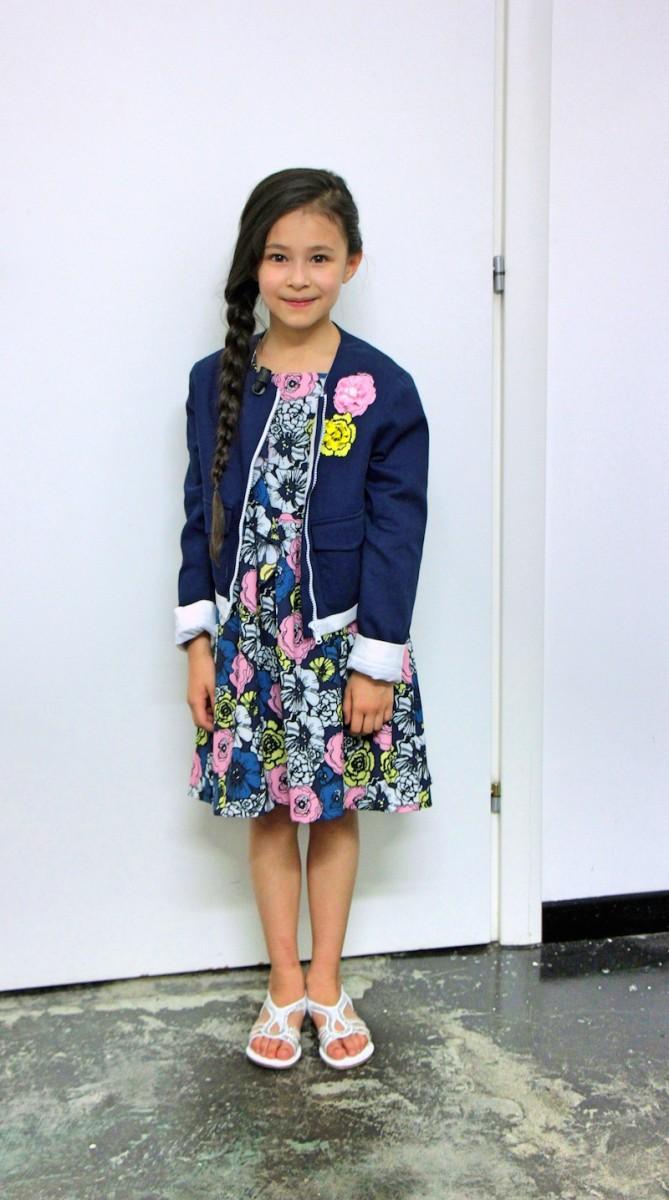 Vestiti da cerimonia per bambini e la moda che si riutilizza c3a28c68b41