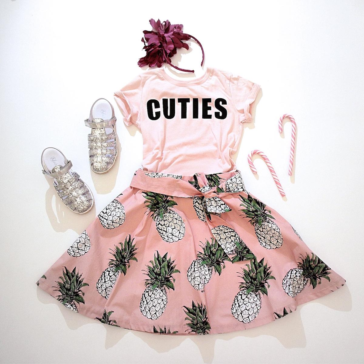 moda bambina e msgm
