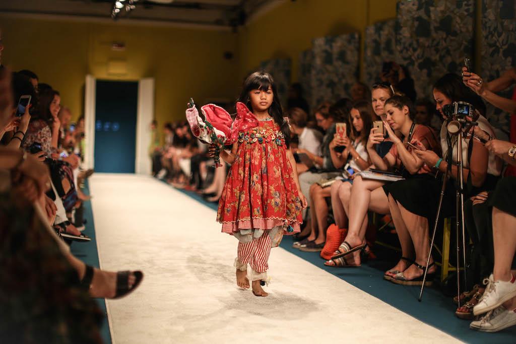 la moda bambin