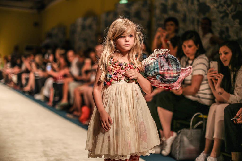 la moda bambina