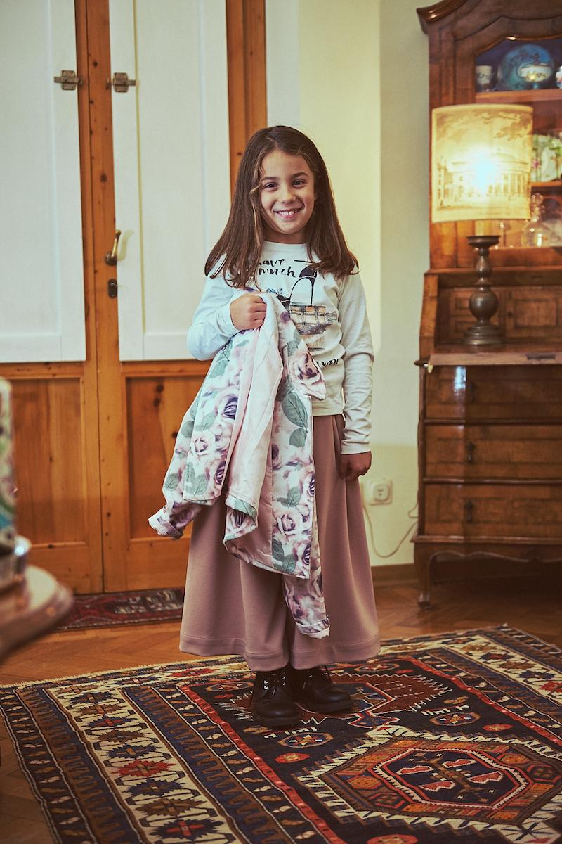 yclù abbigliamento bambina