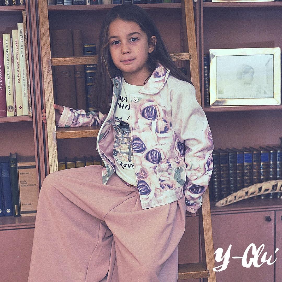 newest f0213 d87e9 Yclù abbigliamento bambina per romantiche, ma grintose.
