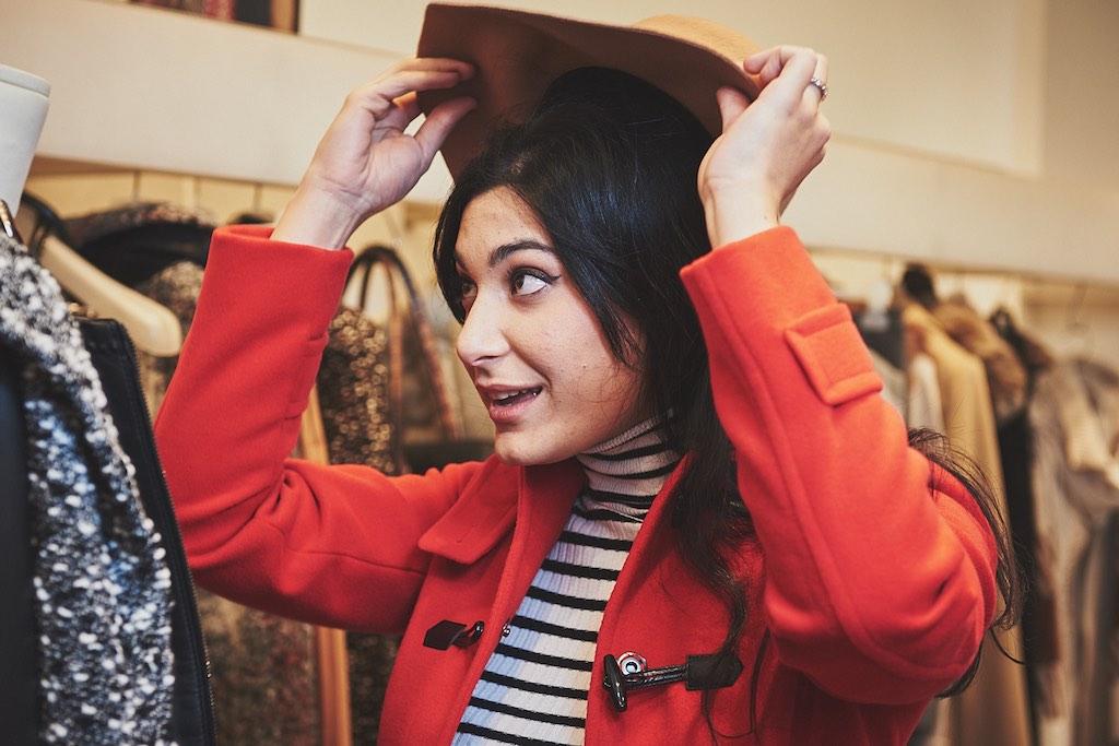 shopping donna, shopping ragazza