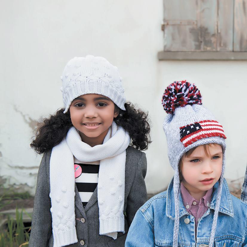 berretti per bambini Catya